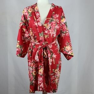 Hand Made with Love Robe